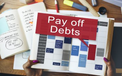 Paying Off Debt by Kyle Nagy